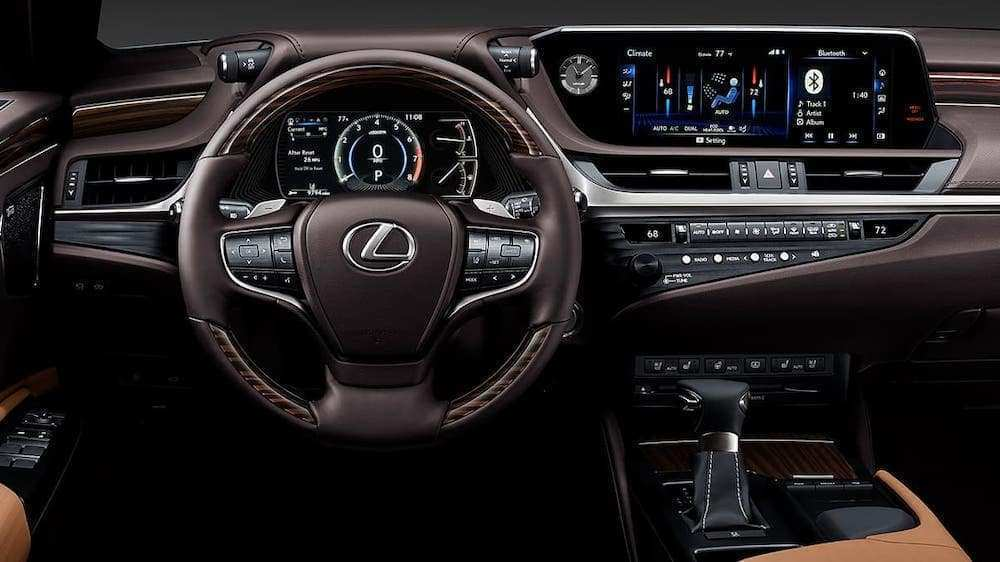 21 A Lexus 2019 Colors Model