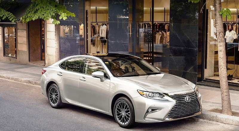 21 A Lexus Es 2020 Release Date Specs And Review