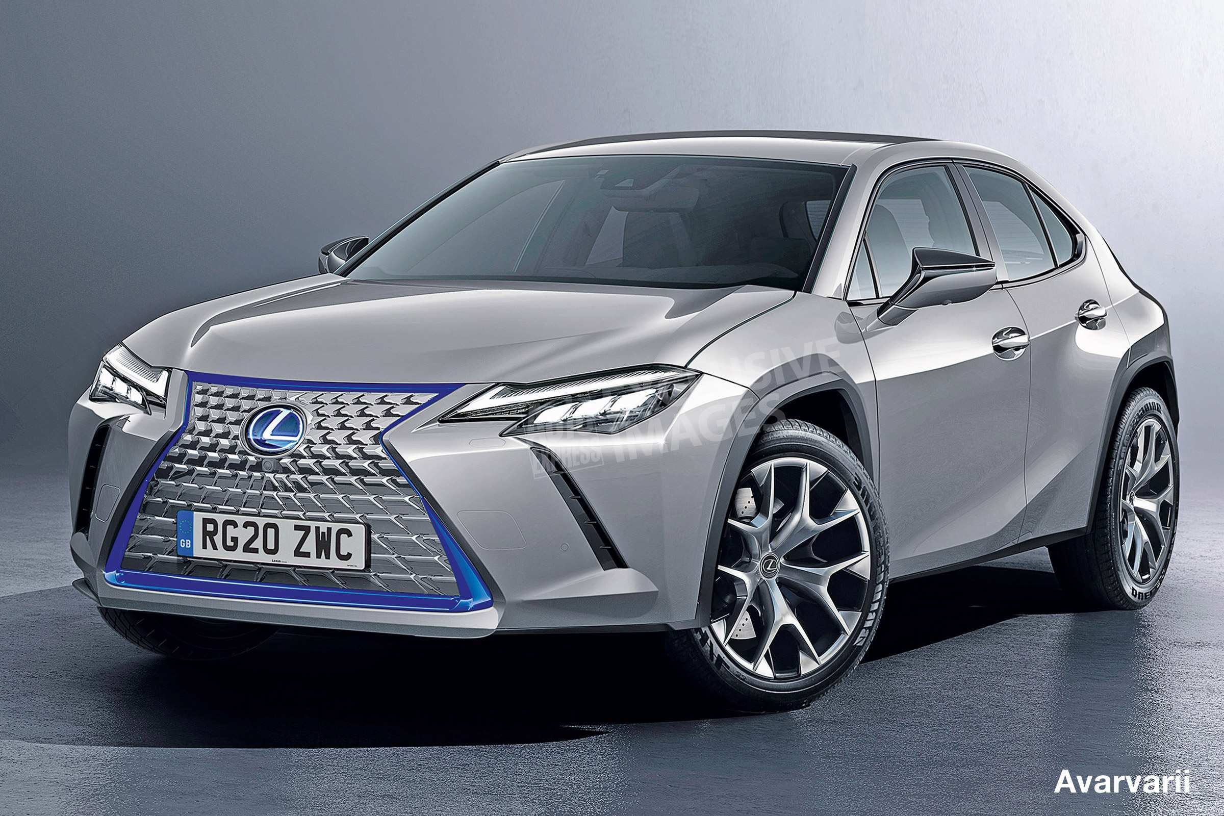 21 A Lexus New Models 2020 Overview