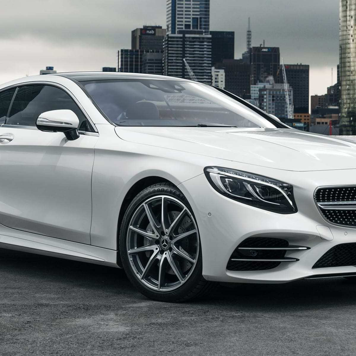 21 A Mercedes S Class Coupe 2019 Configurations