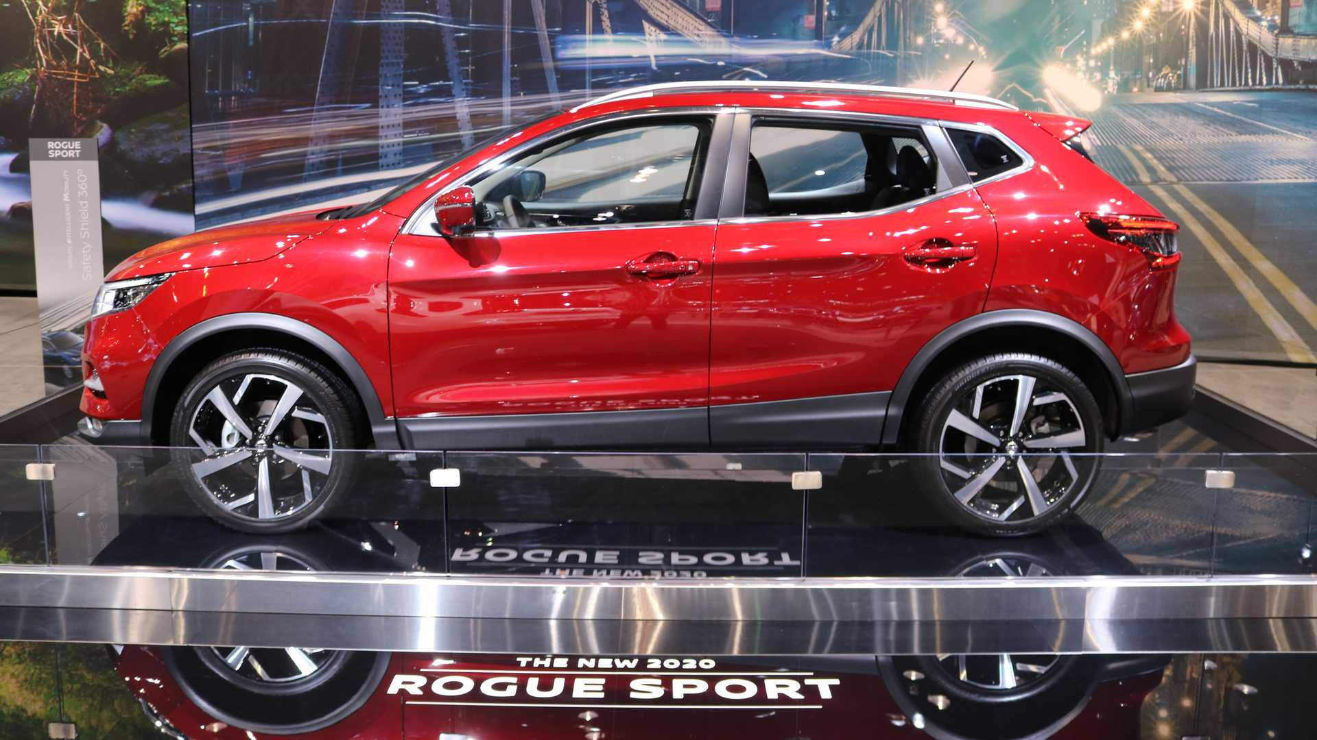 21 A When Will The 2020 Nissan Rogue Be Available First Drive
