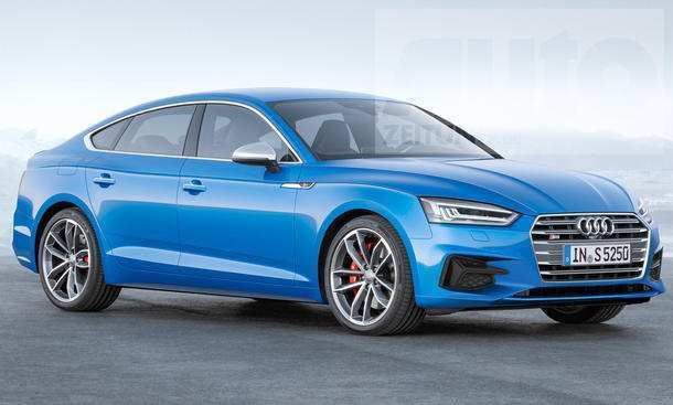 21 All New 2019 Audi A5 Spy Shoot