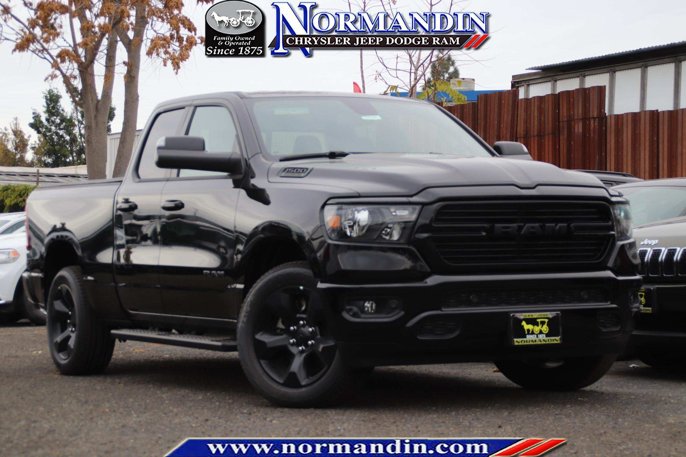 21 All New 2019 Dodge Ram 1500 Redesign