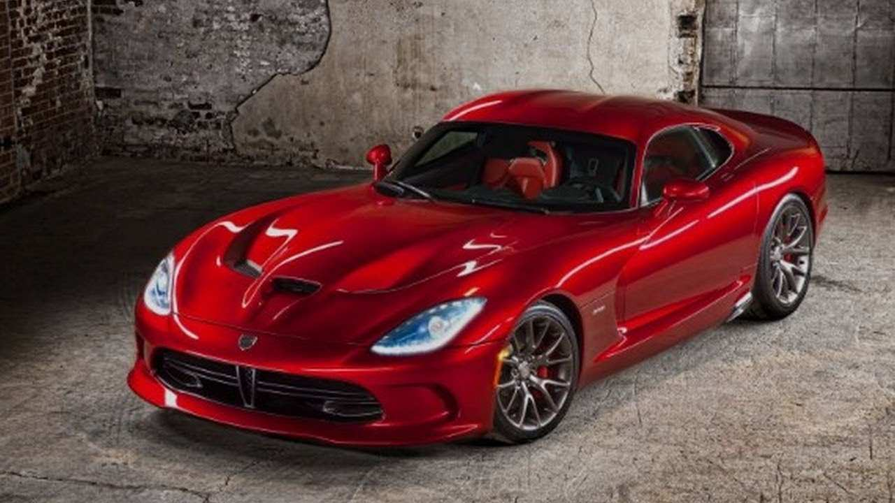 21 All New 2019 Dodge Viper Engine