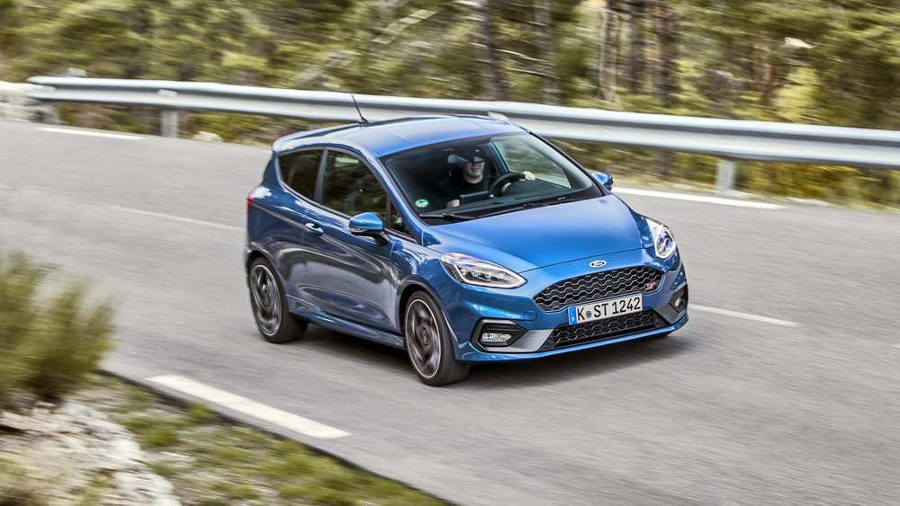 21 All New 2019 Fiesta St Price And Review