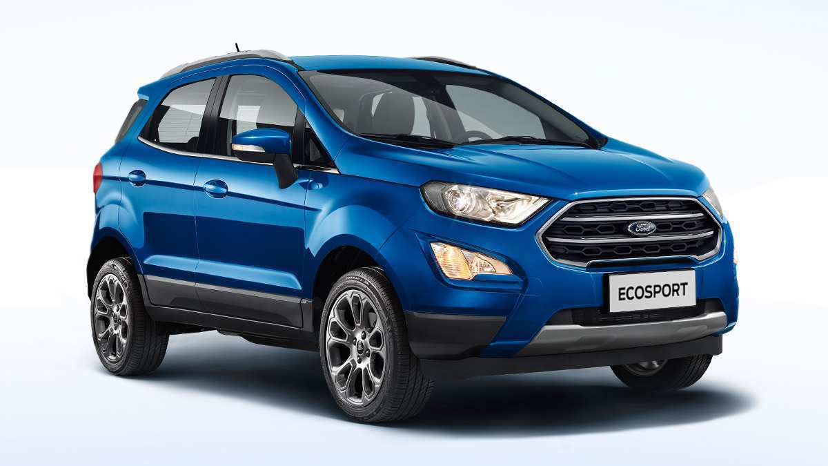 21 All New 2019 Ford Ecosport Pricing