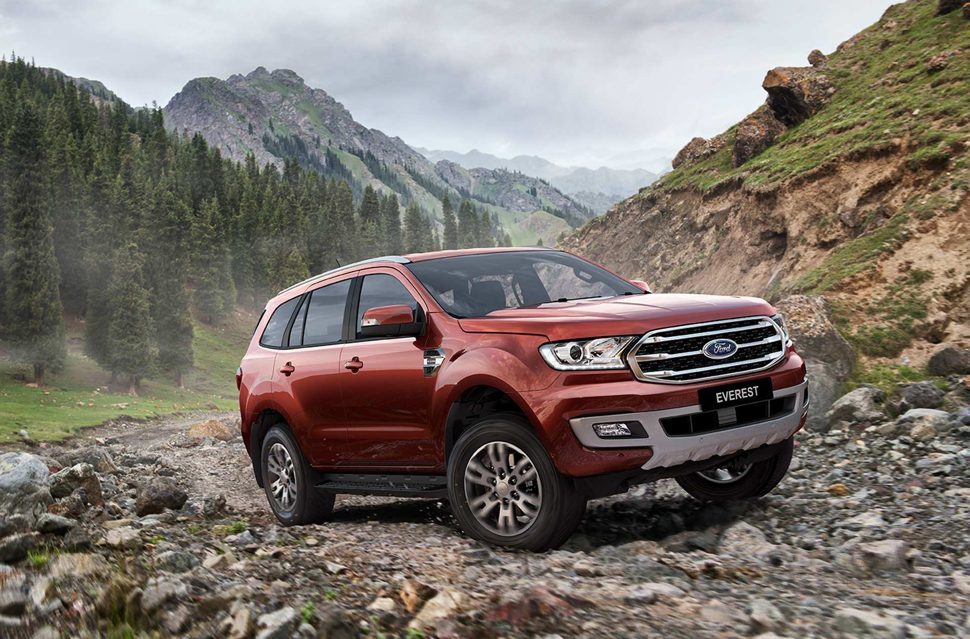 21 All New 2019 Ford Everest History