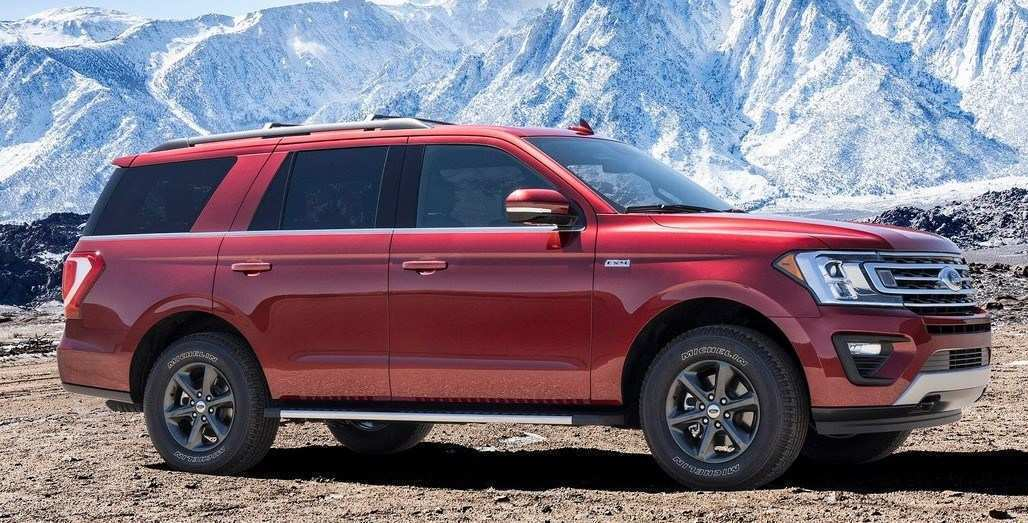 21 All New 2019 Ford Excursion Redesign And Review