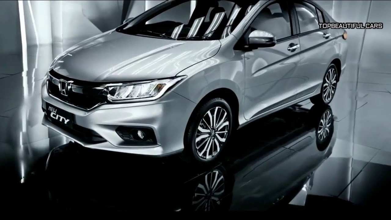 21 All New 2019 Honda City Configurations