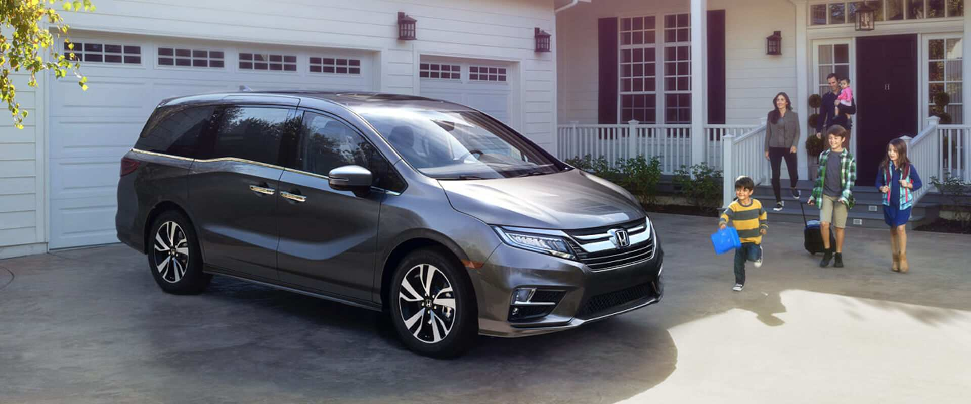 21 All New 2019 Honda Odyssey Redesign