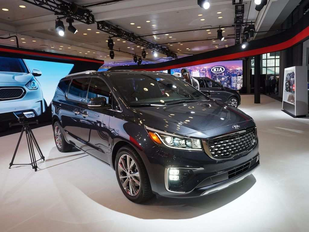 21 All New 2019 Kia Sedona Brochure Price Design And Review