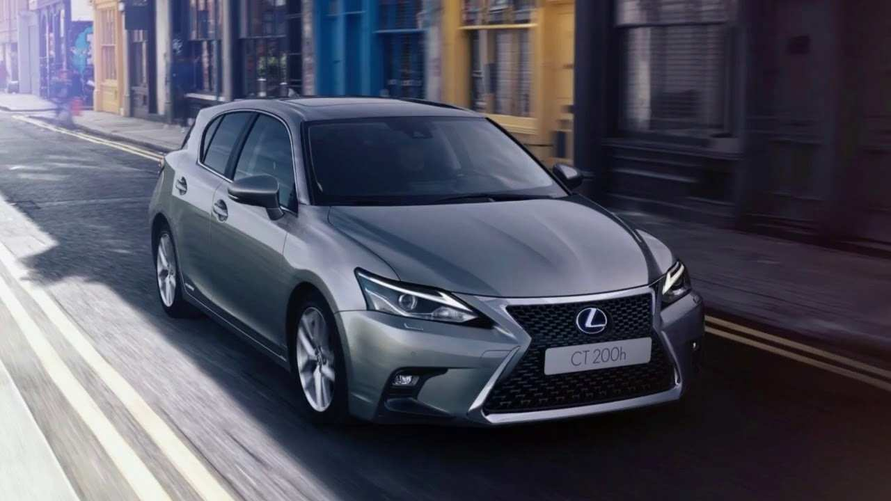 21 All New 2019 Lexus CT 200h Concept And Review