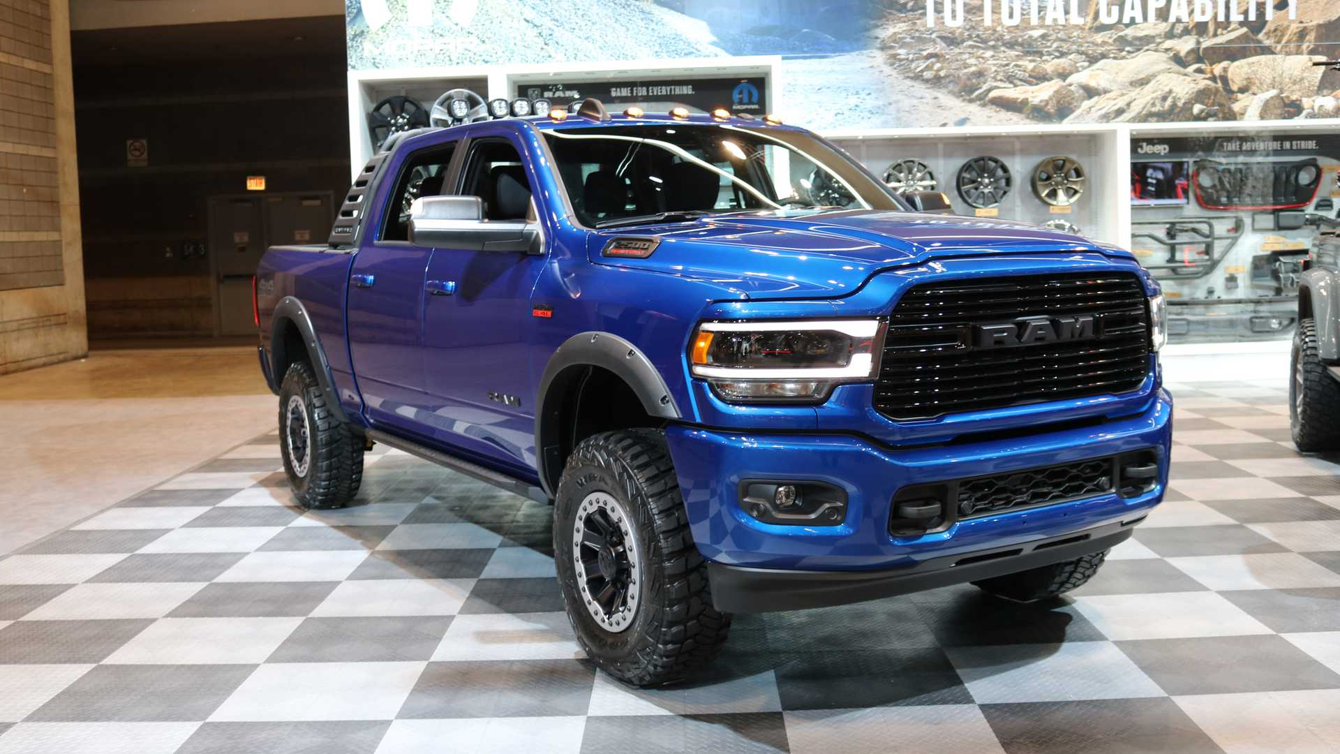 21 All New 2019 Ram 2500 Diesel Pictures