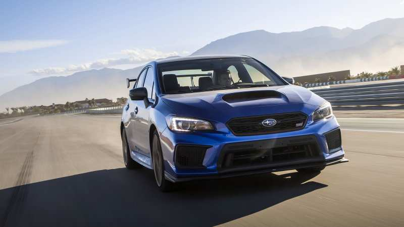 21 All New 2019 Subaru Wrx Redesign And Concept