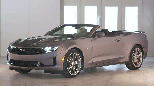21 All New 2019 The All Chevy Camaro Style