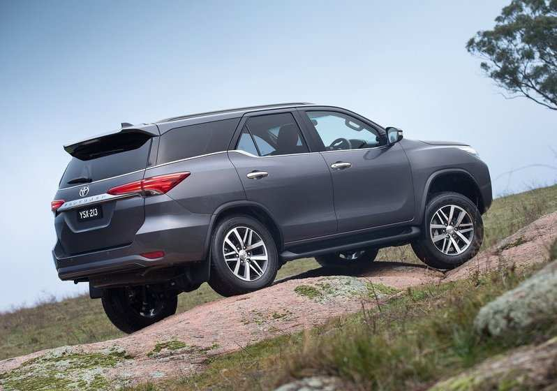 21 All New 2019 Toyota Fortuner Pictures