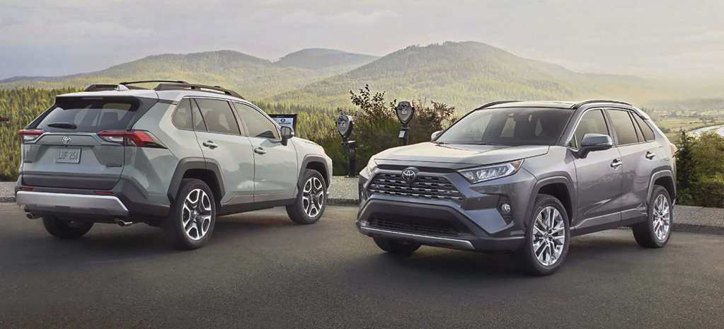 21 All New 2019 Toyota Lineup Redesign And Review