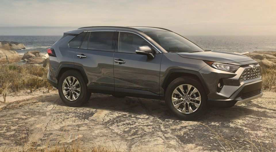 21 All New 2019 Toyota RAV4 First Drive