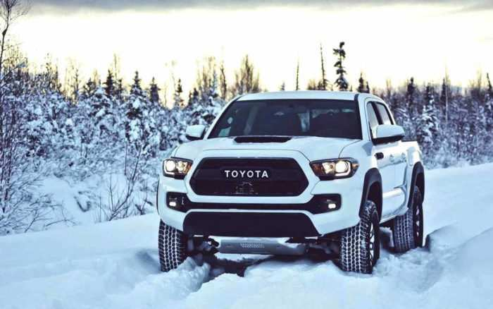 21 All New 2019 Toyota Tacoma Diesel Interior