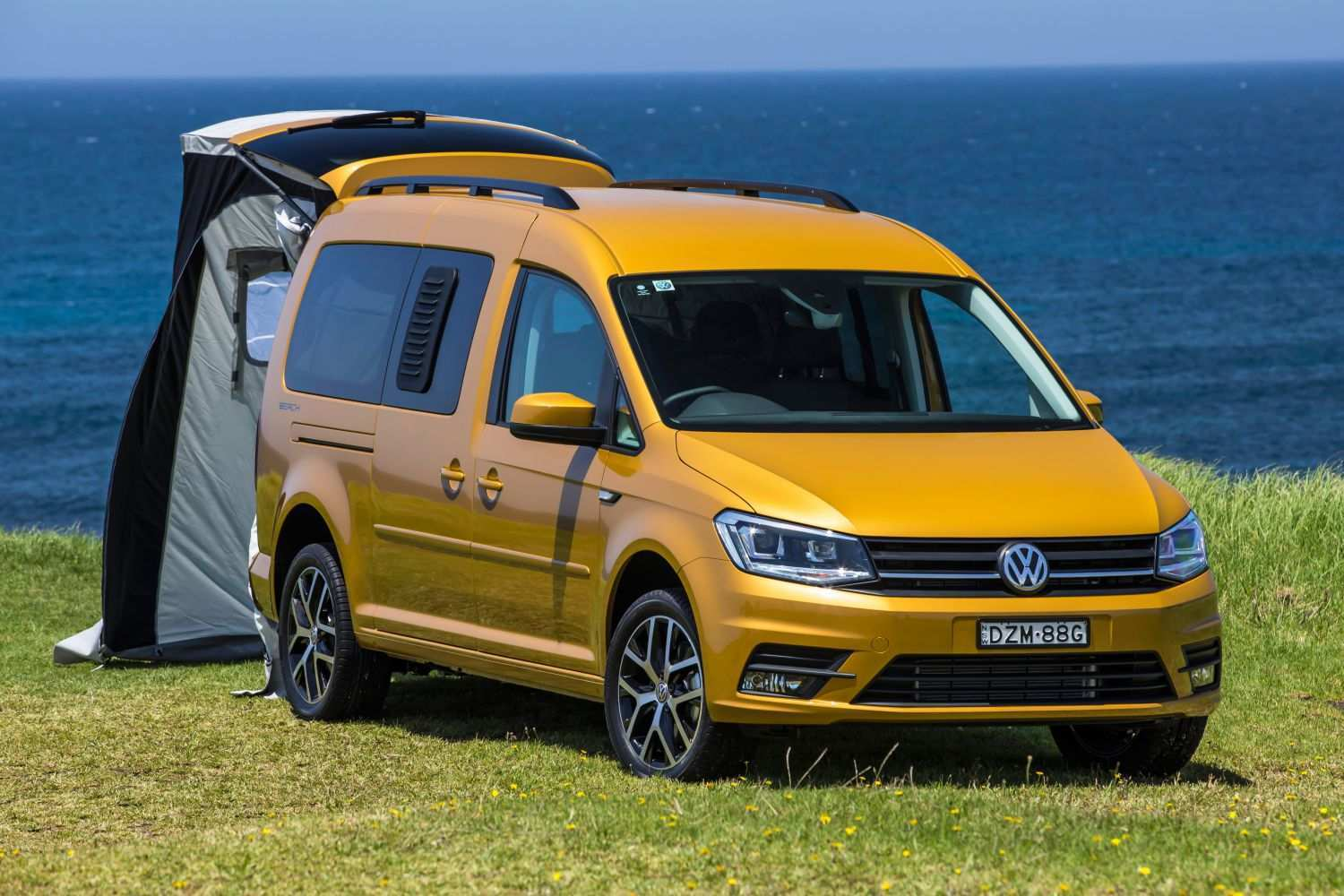 21 All New 2019 VW Caddy Exterior And Interior