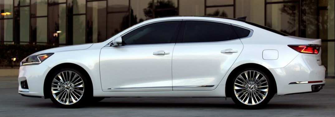 21 All New 2020 All Kia Cadenza Release