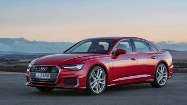 21 All New 2020 Audi A6 Release Date And Concept
