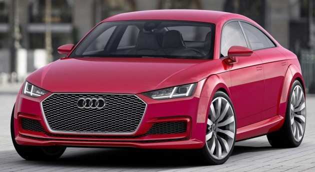 21 All New 2020 Audi TTS Rumors