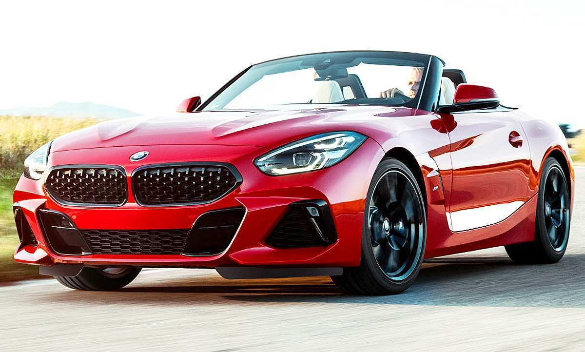 21 All New 2020 BMW Z4 Roadster Overview