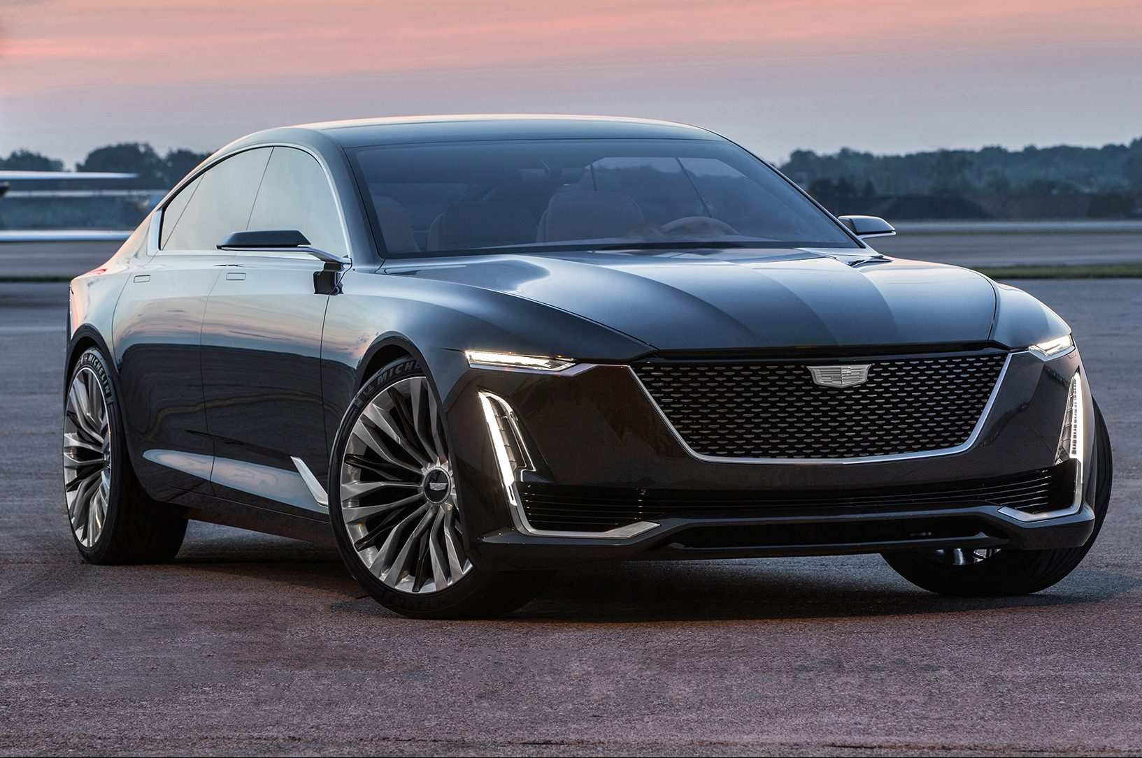 21 All New 2020 Cadillac Escalade Pictures