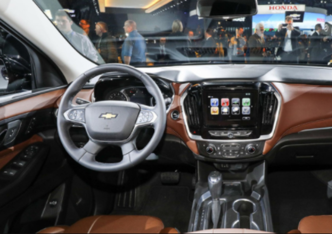 21 All New 2020 Chevrolet Traverses Release Date And Concept