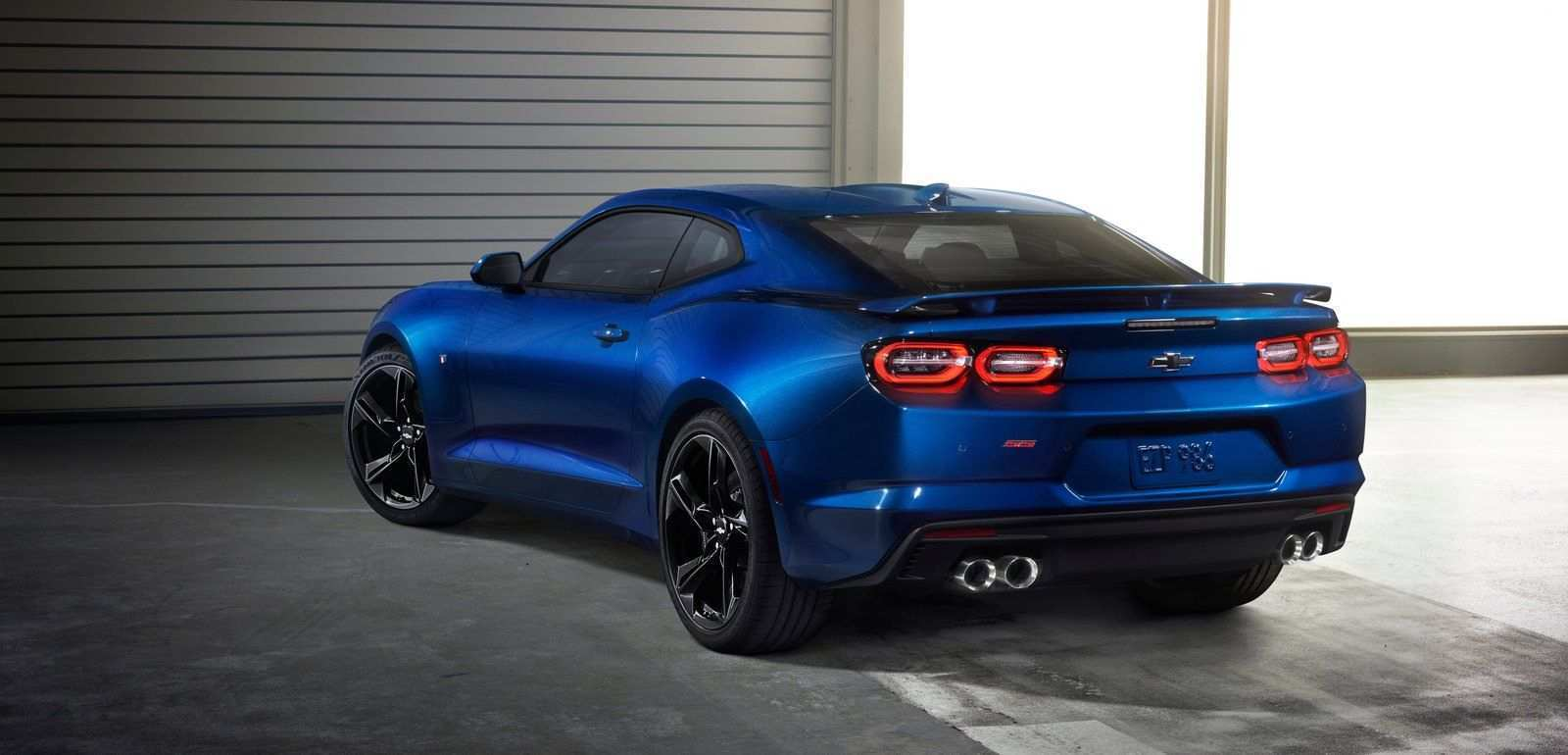 21 All New 2020 Chevy Camaro Competition Arrival Images
