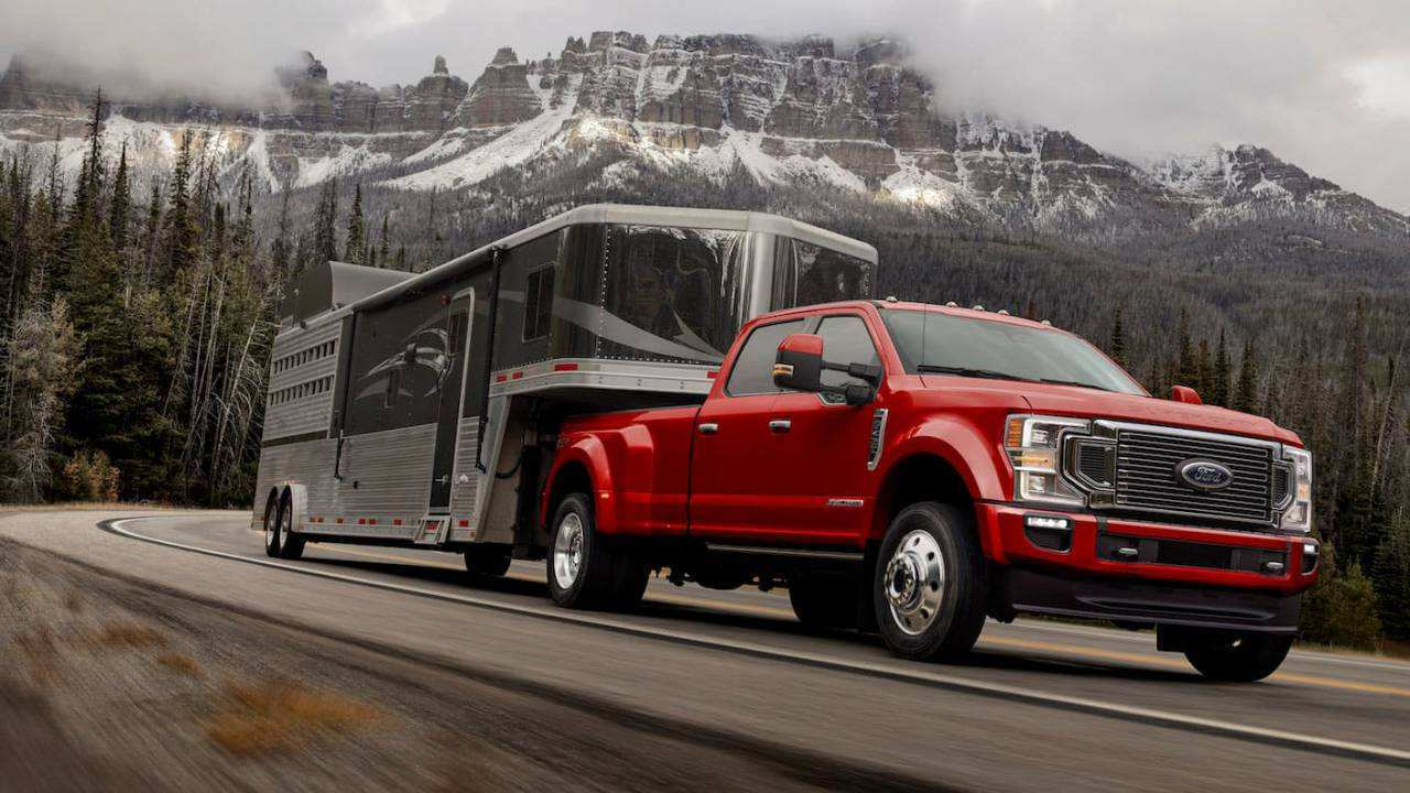 21 All New 2020 Ford F350 Diesel Review And Release Date