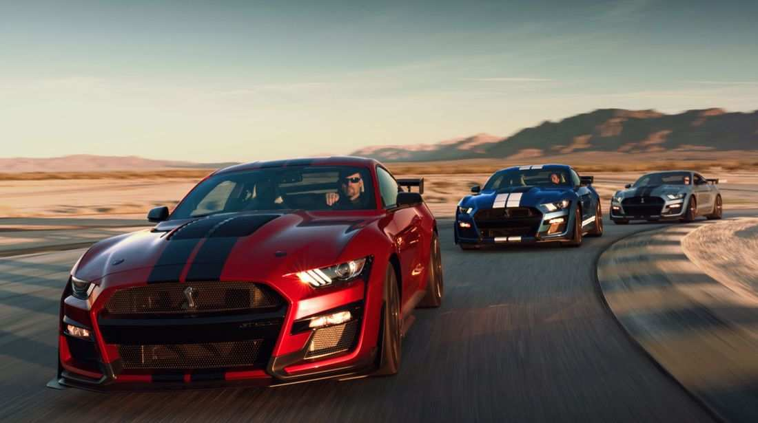 21 All New 2020 Ford Mustang Gt500 Price