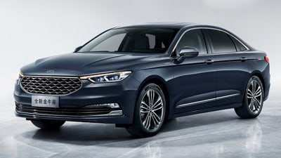 21 All New 2020 Ford Taurus Sho Concept
