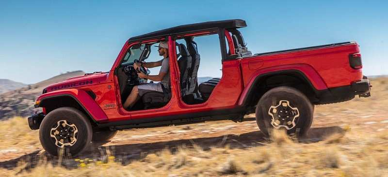 21 All New 2020 Jeep Gladiator Lease Specs
