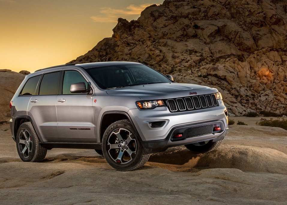 21 All New 2020 Jeep Grand Cherokee Picture