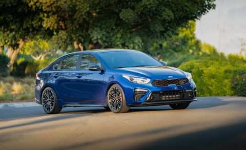 21 All New 2020 Kia Forte Gt Specs