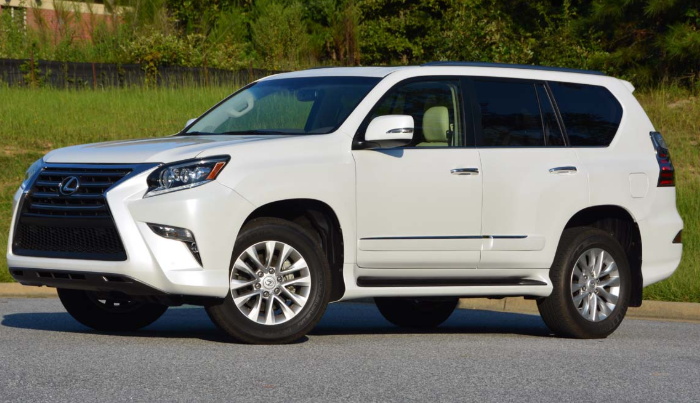 21 All New 2020 Lexus Gx Release Date