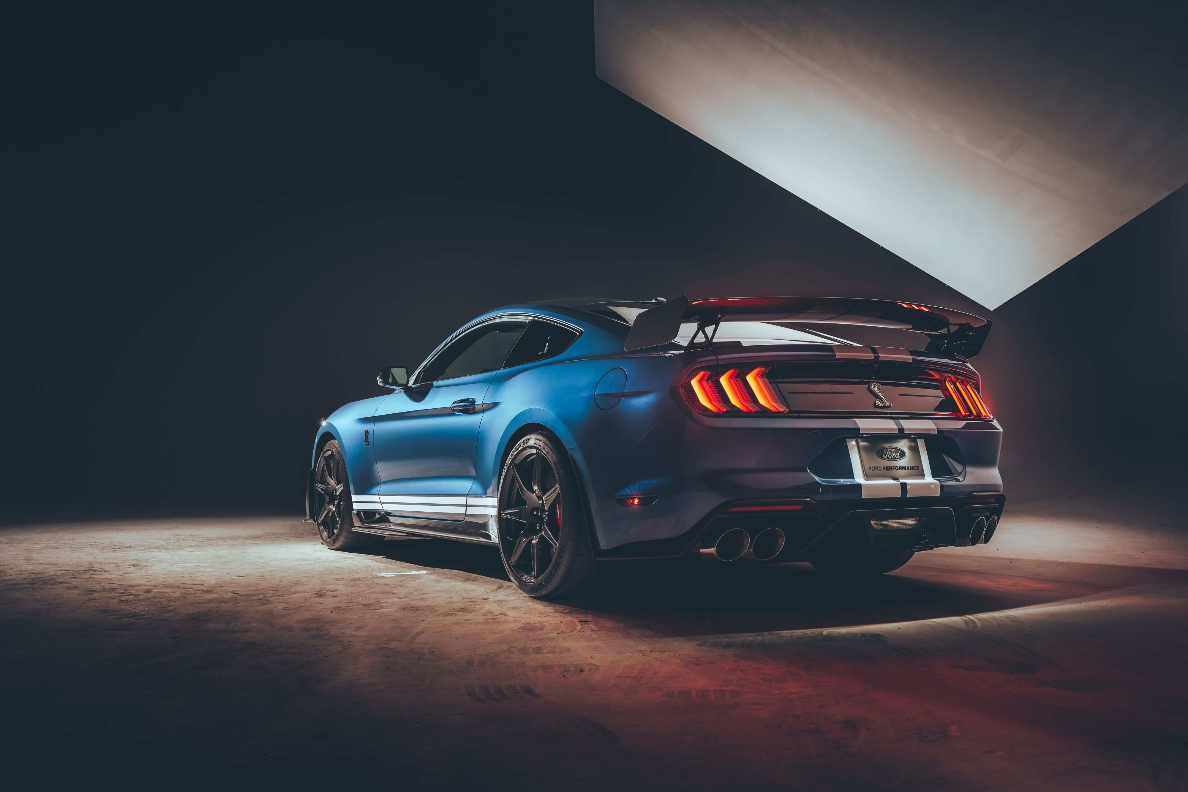 21 All New 2020 Mustang Shelby Gt350 Redesign And Concept