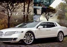 2020 Spy Shots Lincoln Mkz Sedan