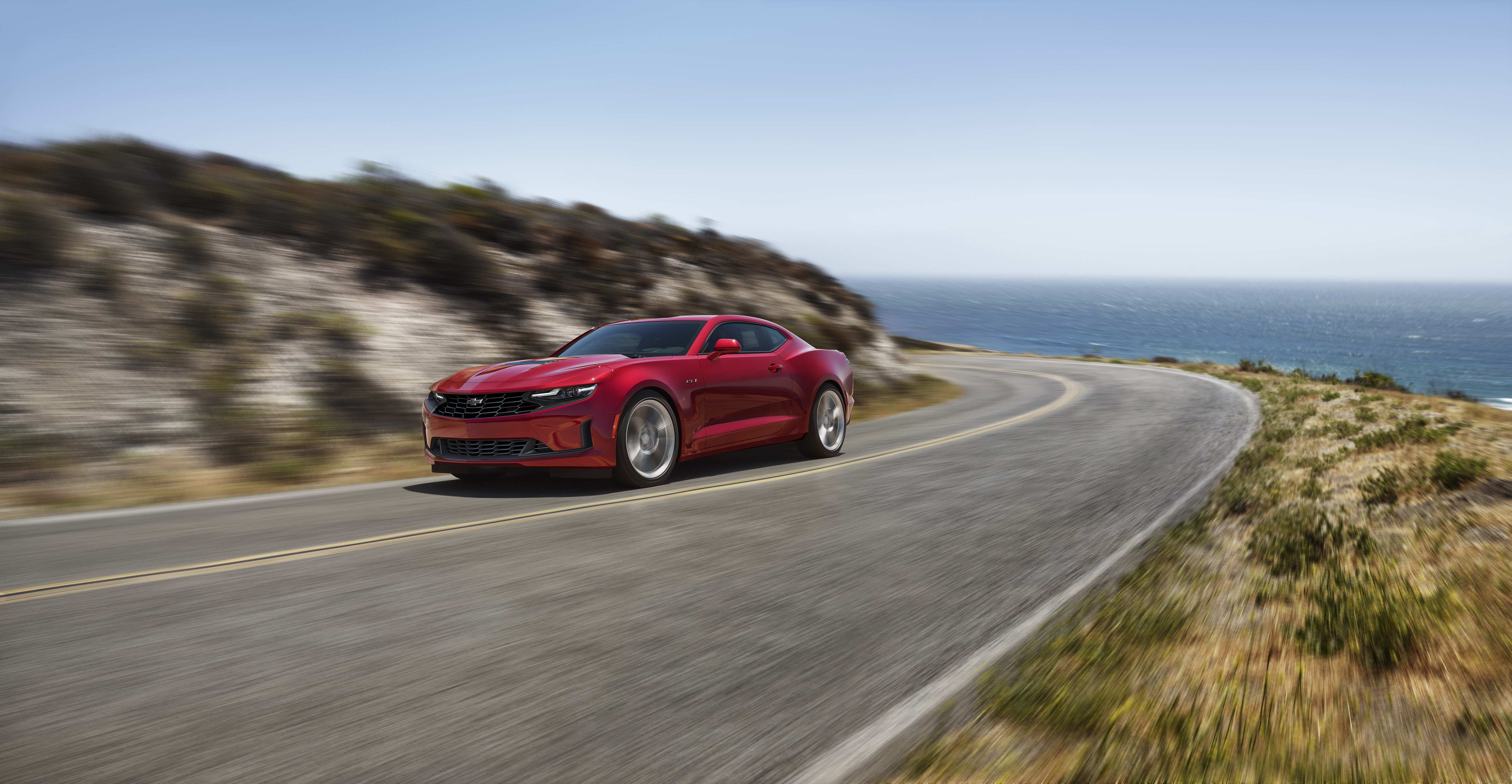 21 All New 2020 The All Chevy Camaro Speed Test