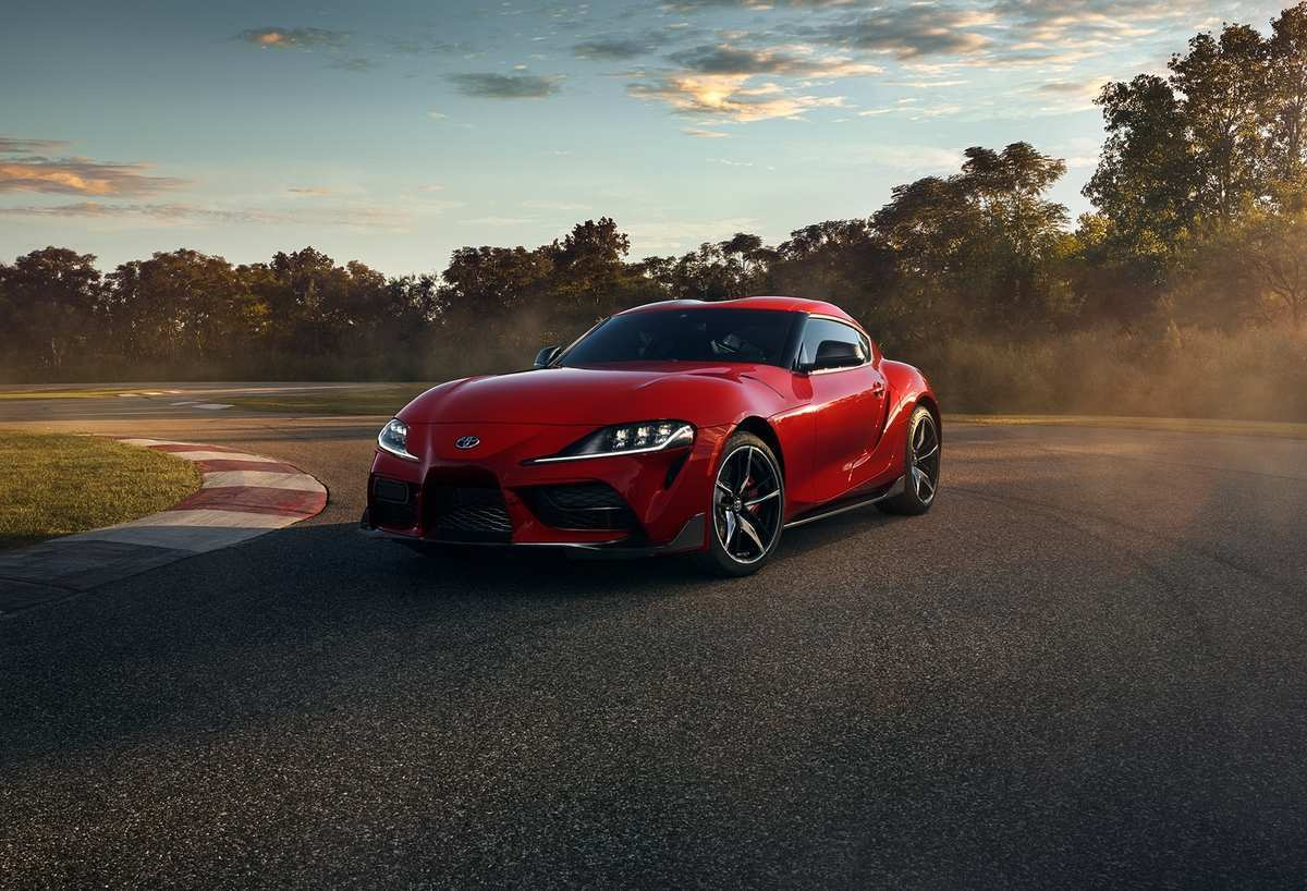 21 All New 2020 Toyota Supra Performance