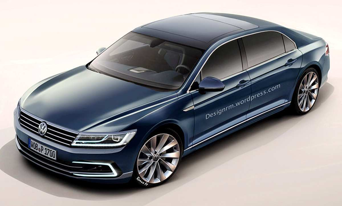 21 All New 2020 VW Phaeton Price And Release Date