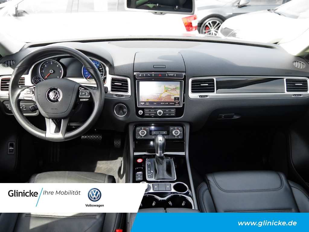21 All New 2020 Vw Touareg Tdi Interior