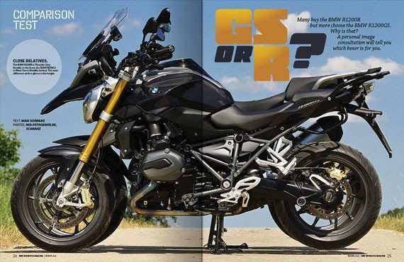 21 All New BMW R1200Rs 2020 Spy Shoot