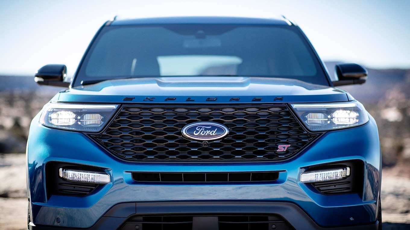 21 All New Ford Hybrid Explorer 2020 New Review