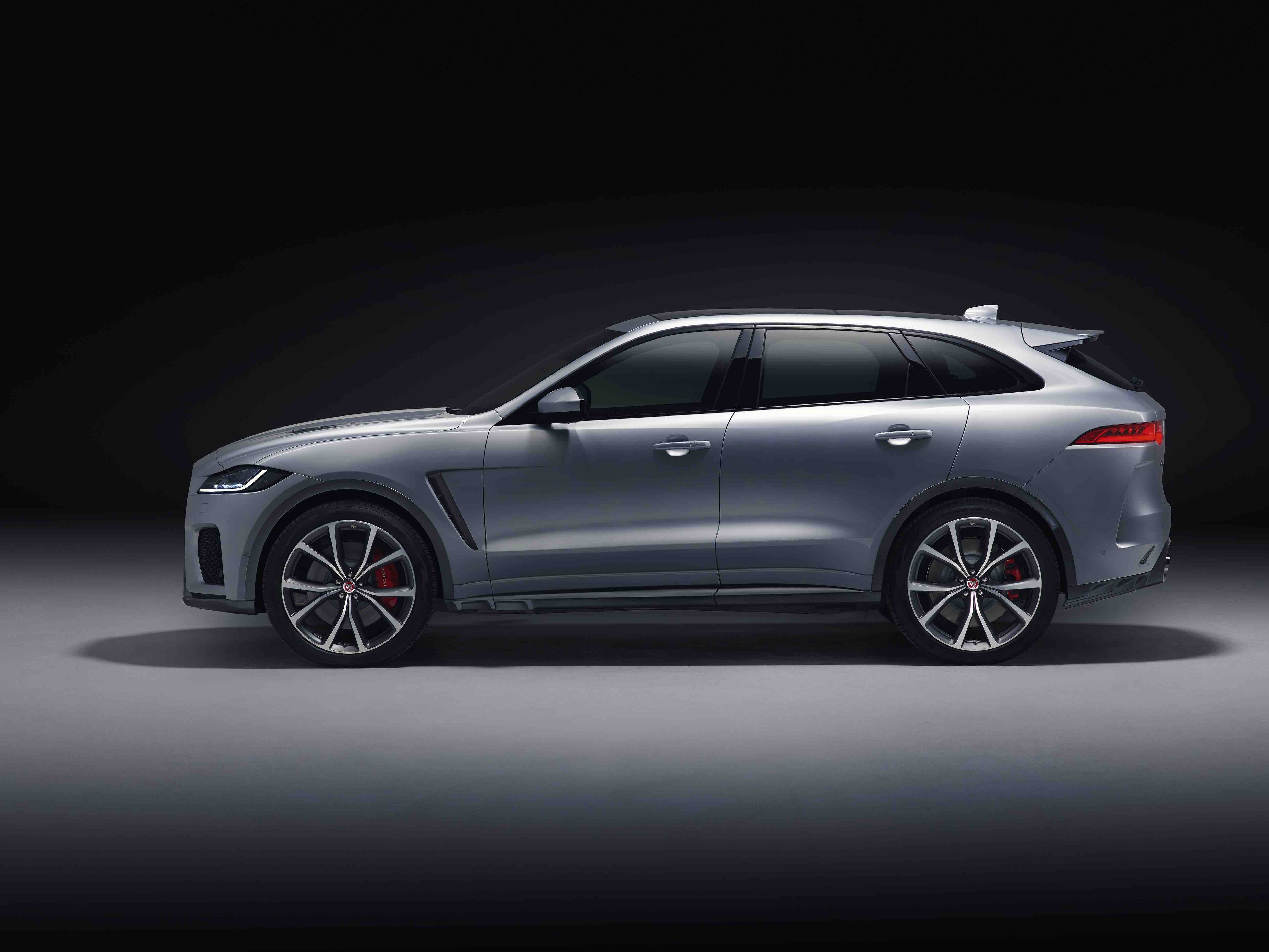 21 All New Jaguar F Pace Svr 2020 Release Date And Concept
