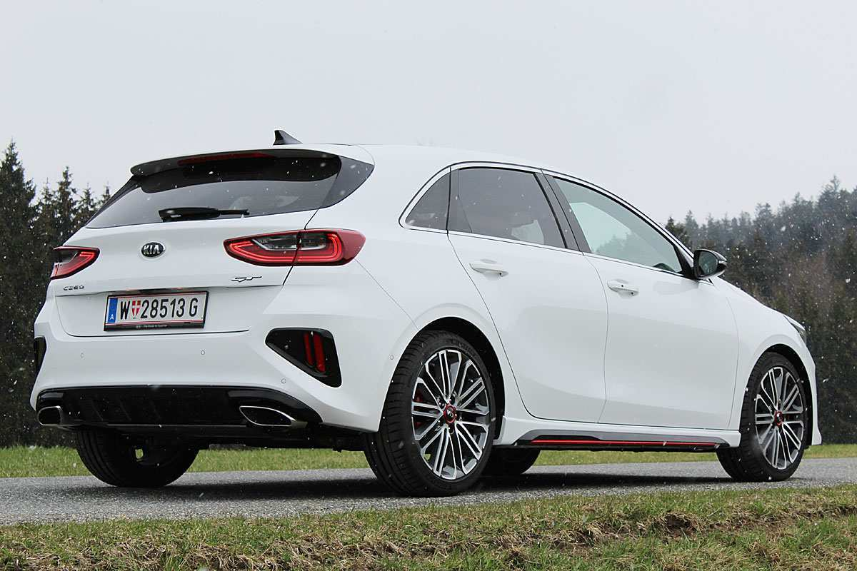 21 All New Kia Ceed Gt 2019 Style