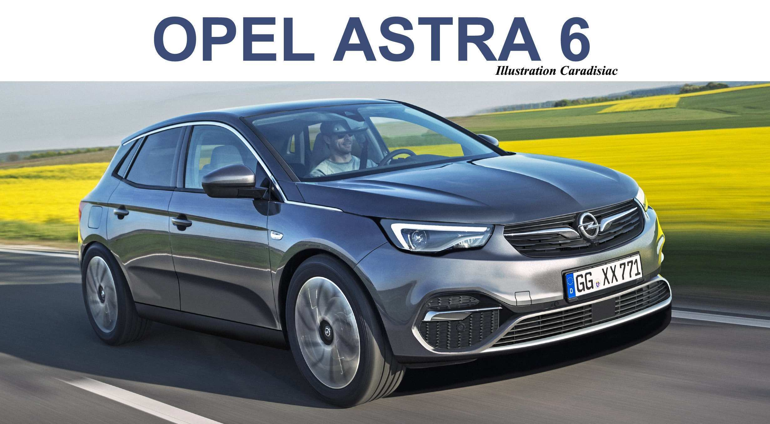 21 All New Opel Astra L 2020 Review And Release Date