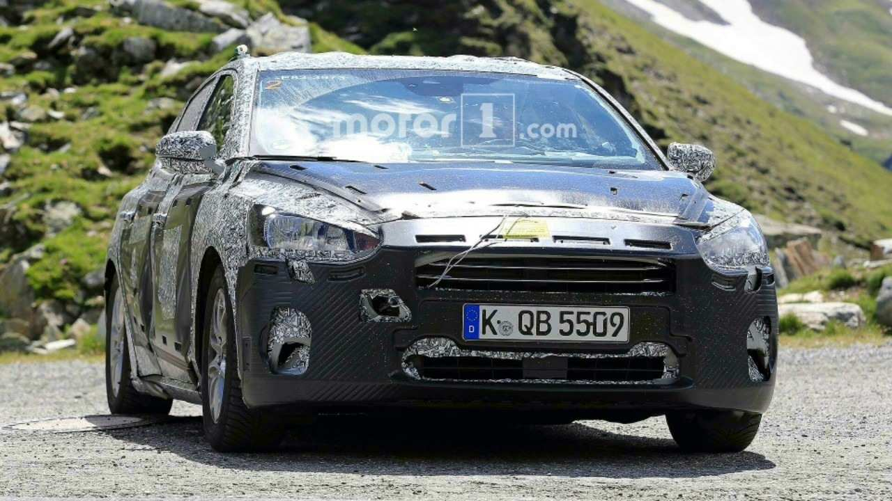 21 All New Spy Shots Ford Fusion Model
